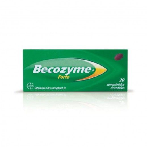 Becozyme Strong Tablets | x20