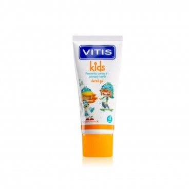 Vitis Junior Toothpaste Gel +2y | 50mL
