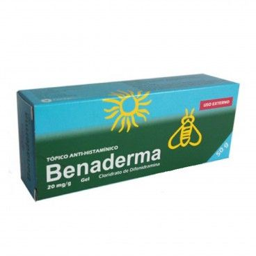 Benaderma 20mg/g | 50g