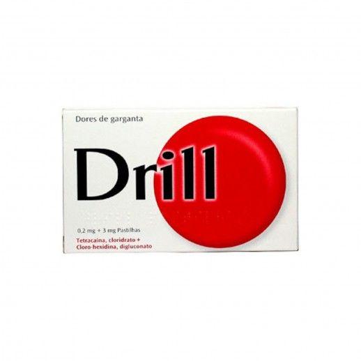 Drill x24 pst | 3/0,2mg