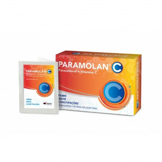 Paramolan C Oral Sol Powder Sac | x20
