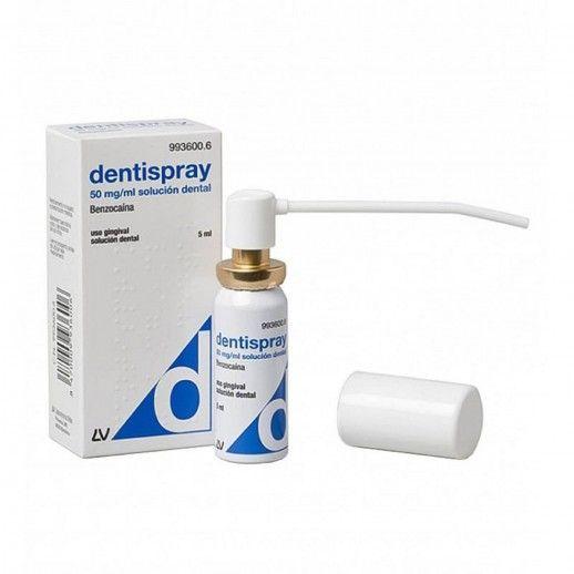 Dentispray 50mg/mL   5mL