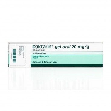 Daktarin Gel Oral | 30g