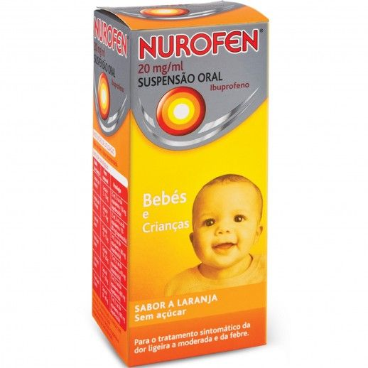 Nurofen Susp Oral   150mL
