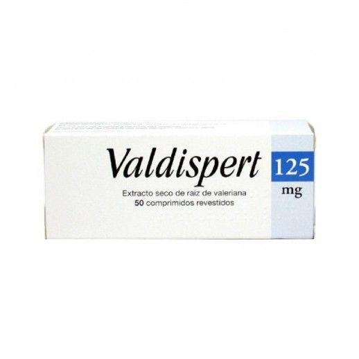 Valdispert x50 Comp Rev | 125mg