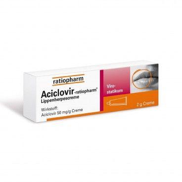 Acyclovir Ratiopharm | 2g