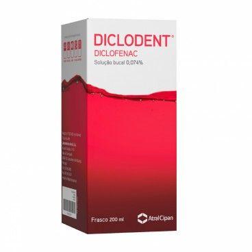 Diclodent 0,74mg/mL | 200mL