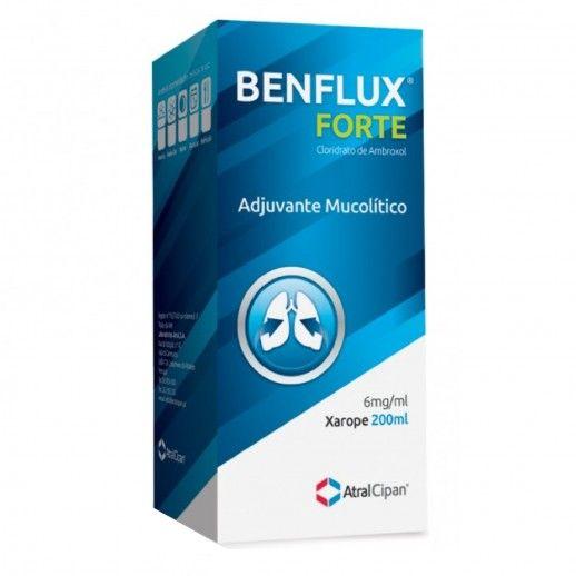 Benflux Forte Xarope | 200mL