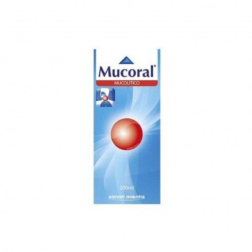 Mucoral 50mg/mL Syrop | 200mL