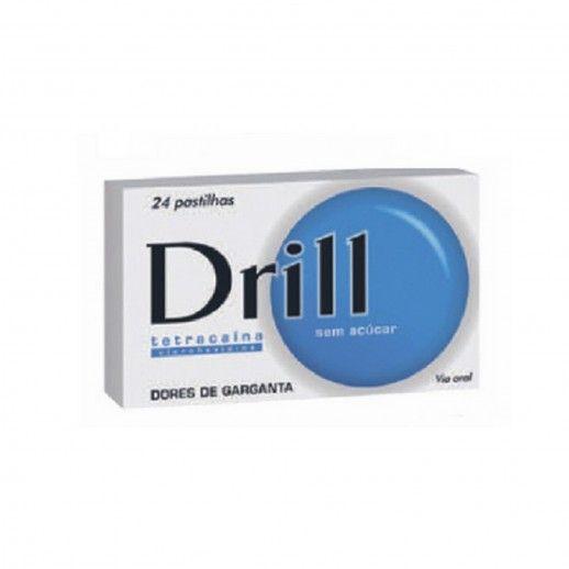 Drill Sem Açúcar x24 pst | 3/0,2mg