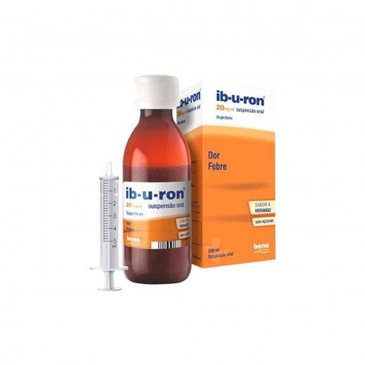 Ib-u-ron 20mg/mL Oral Susp | 200mL