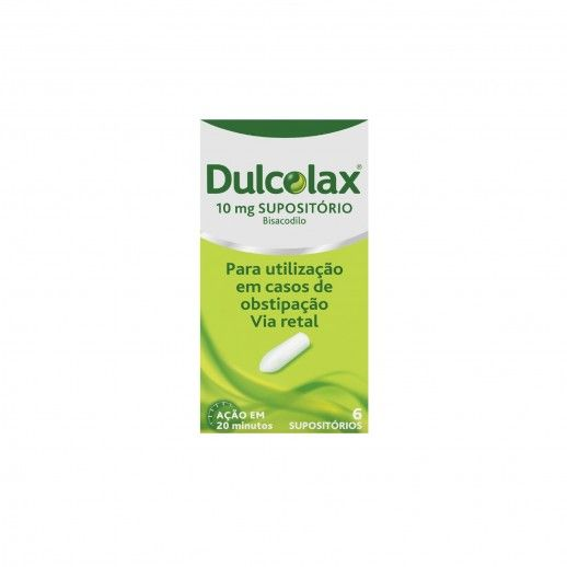 Dulcolax x6 Suppositories | 10mg