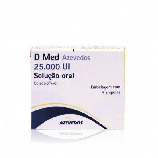 D Med Azevedos Oral Sol Amp | x4