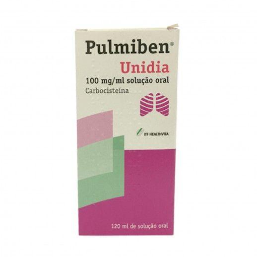 Pulmiben Unidia Oral Sol 100mg/mL | 120mL