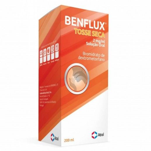 Benflux Dry Cough | 200mL