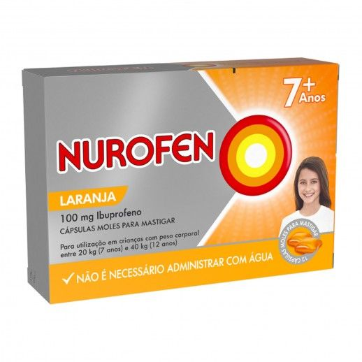 Nurofen x24 Soft Capsules | 100mg