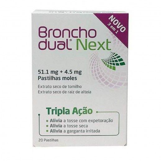 Bronchodual Next Tablets | x20