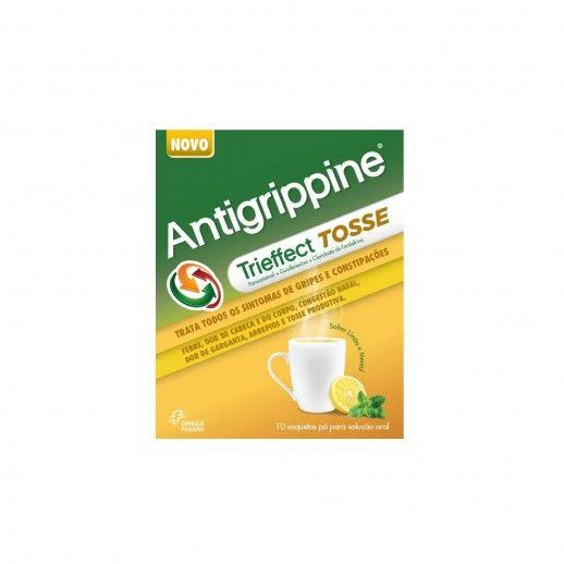 Antigrippine Trieffect Cuff Sachets   x10