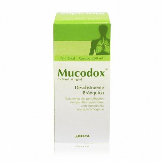 Mucodox Syrop | 200mL