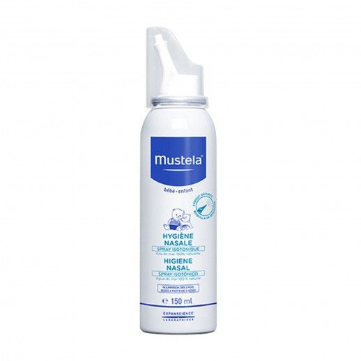 Mustela Bebé Spray Cong Nasal | 150mL