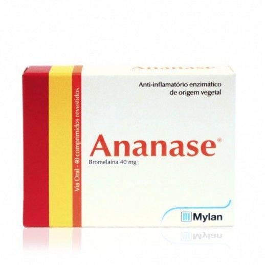 Ananase x40 Tablets | 40mg