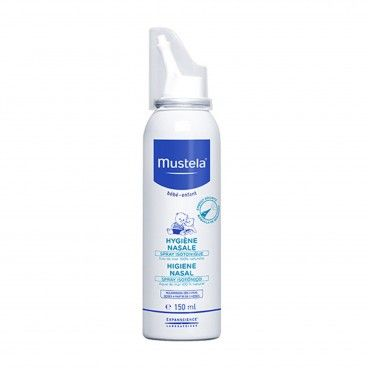 Mustela Bebé Spray Cong Nasal | 150mL