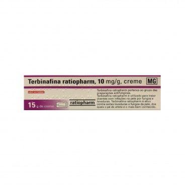 Terbinafine Ratiopharm Cream | 15g