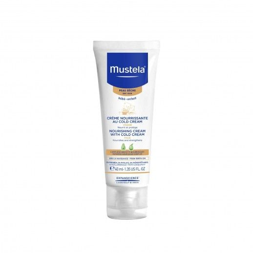 Mustela Baby Cold Cream | 40mL