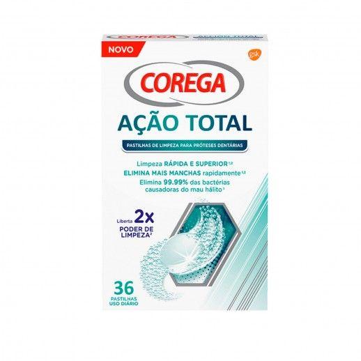 Corega Total Action | x36