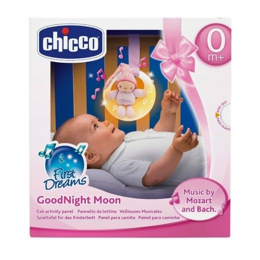 Chicco Goodnight Moon Pink