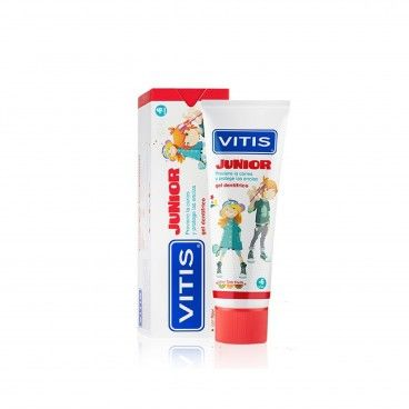 Vitis Junior Tootpaste Gel +6y | 75mL