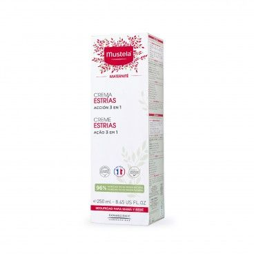 Mustela Maternidade Cr Stretch Marks | 250mL