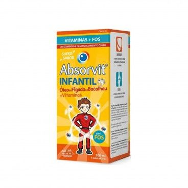 Absorvit Infantil Cod Liver Oil | 300mL