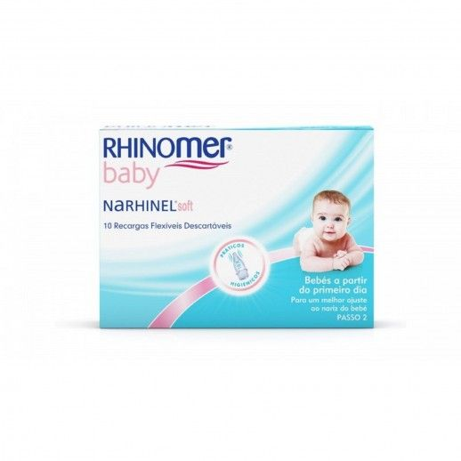 Rhinomer Baby Narhinel Rec Fl Desc | x10