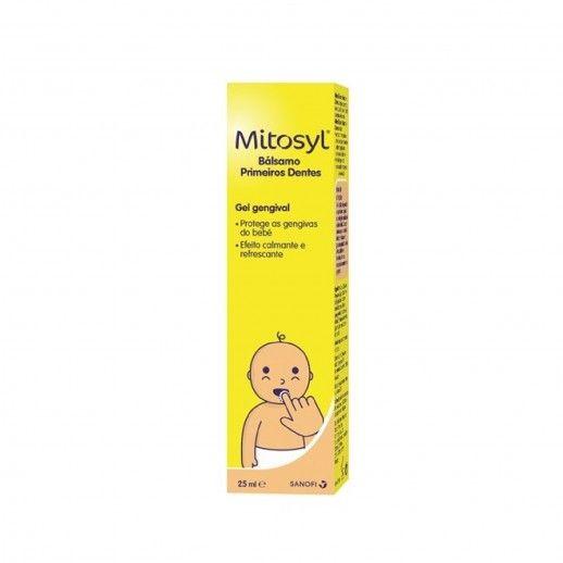 Mitosyl Bálsamo Primeiros Dentes Gel | 25mL