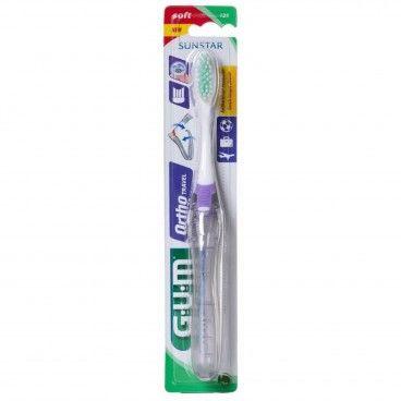 Gum Orthodontic Travel Toothbrush | 125
