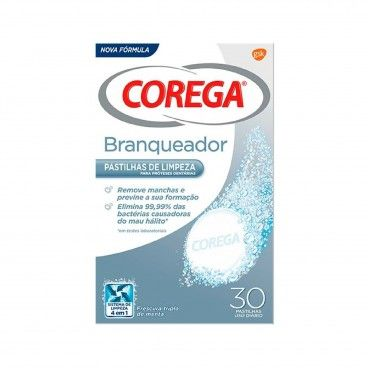 Corega Whitening | x30