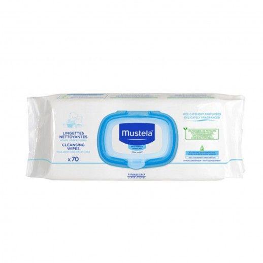 Mustela Baby Perf Wipes | x70