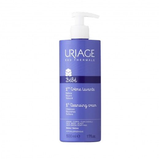 Uriage Baby 1st Cleansing Cr   500mL