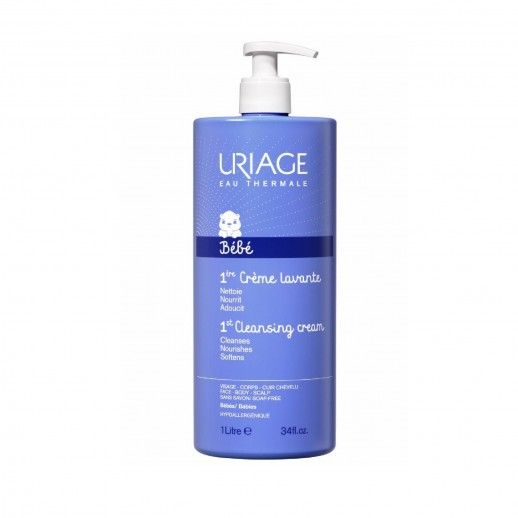 Uriage Baby 1st Cleansing Cream | 1L