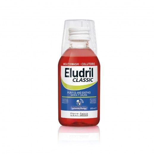 Eludril Classic Mouthwash | 200mL