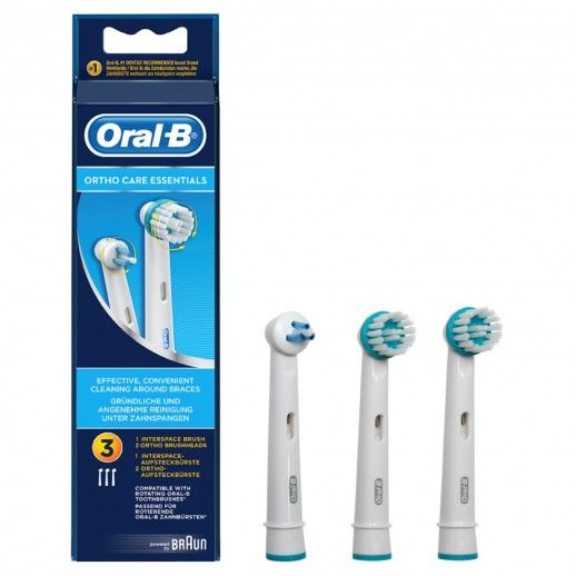 Oral B Ortho Kit Recargas | x3