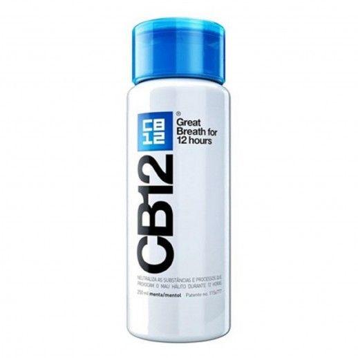 Cb12 Sol. Oral Mentol | 250mL