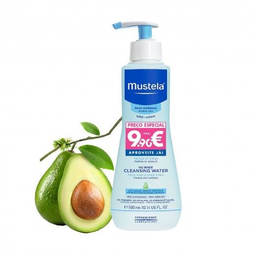 Mustela Baby Ns Clean Water Special Price | 500mL