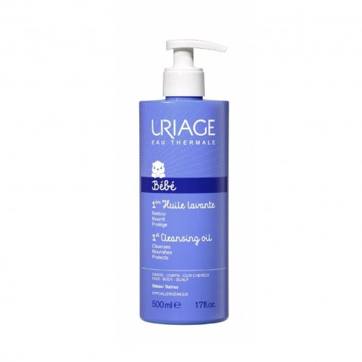 Uriage Bebé Oleo Lavant | 400mL