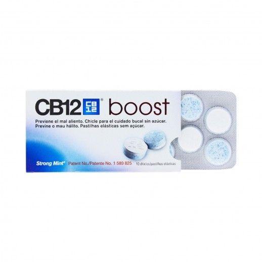Cb12 Boost   10 pastilhas