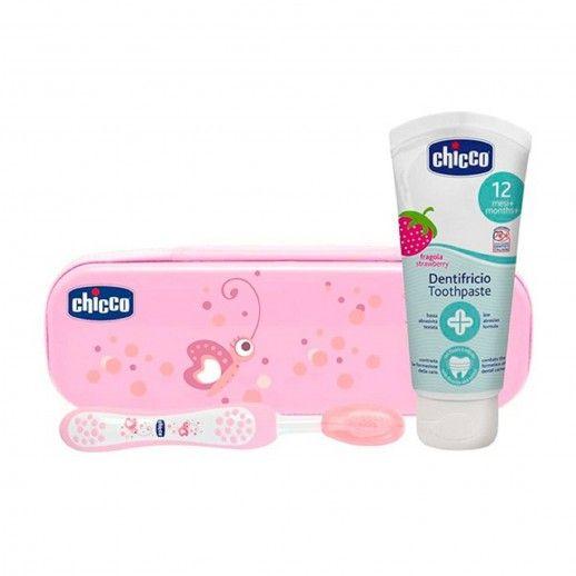 Chicco Oral Hygiene Kit | 12M+