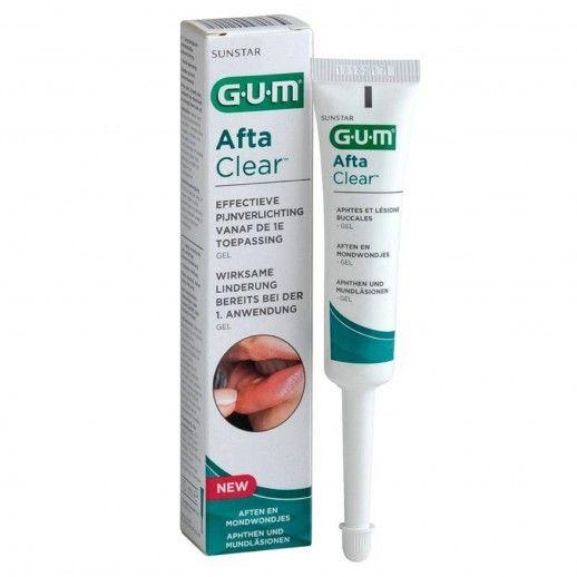 Gum Afta Clear Gel | 10mL