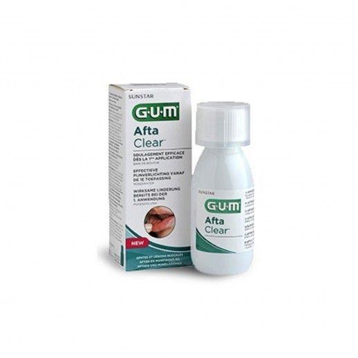 Gum Afta Clear Colut | 120mL