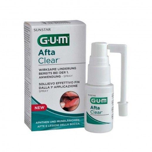 Gum Afta Clear Spray | 15mL